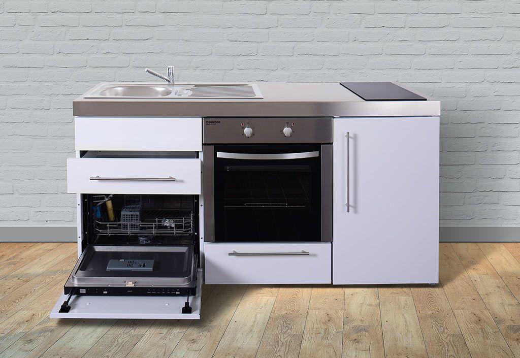 Fabrication guide d 39 achat - Kitchenette avec lave vaisselle ...