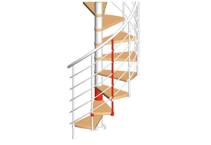 Kit Accessoires Marche Supplémentaire Escalier Oslo