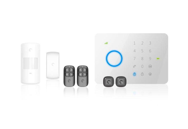 Système D'Alarme Sans Fil pour GSM/SMS S3Sim