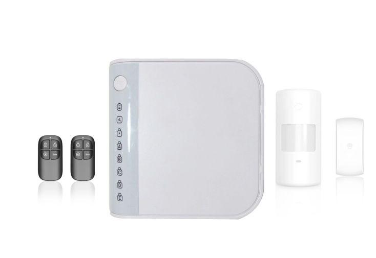 Système D'Alarme Sans Fil pour Téléphone Fixe Sigmatek