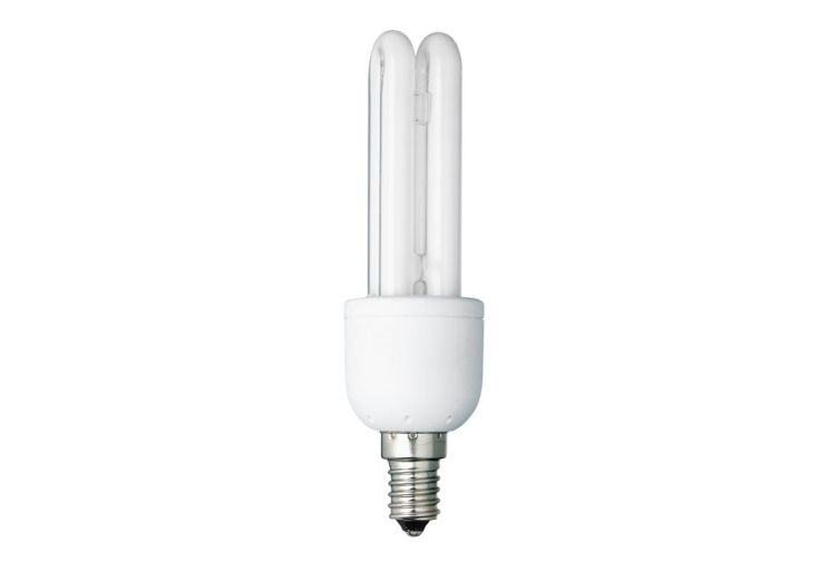 """Ampoule Economique E14 9W """"U"""""""