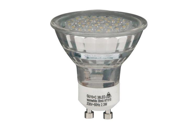 Ampoule Led GU10 2,3W
