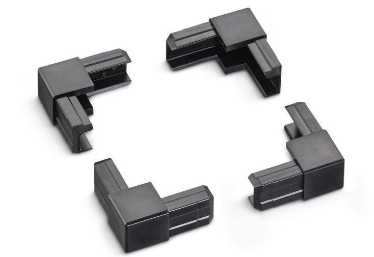 Angles en Plastique pour Verre Synthétique