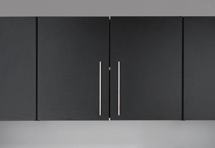 Armoire Suspendue Métal 100x34x72cm (Pls Coloris)