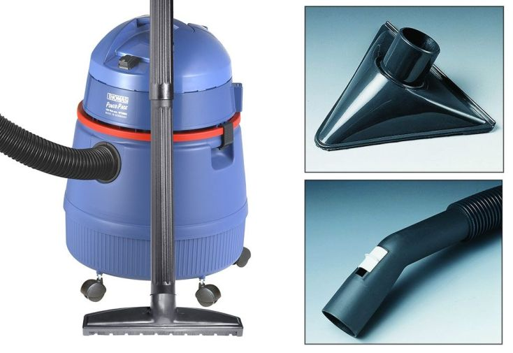 aspirateur eau et poussière cuve 30 L et accessoires inclus