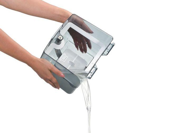 Aspirateur Sans Sac Filtration Eau Parfumé – Feel Fresh