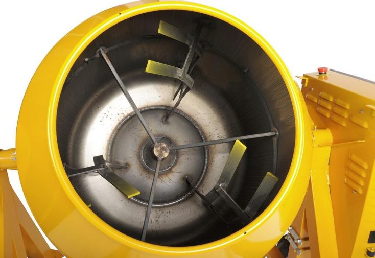 Bétonnière Thermique Tractable Professionnelle 350 Litres BT EXPERT 350