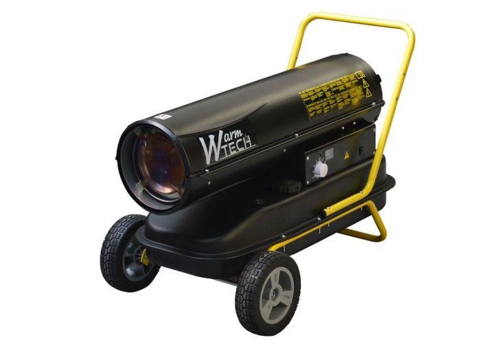 Canon à Chaleur au Pétrole 30 kW