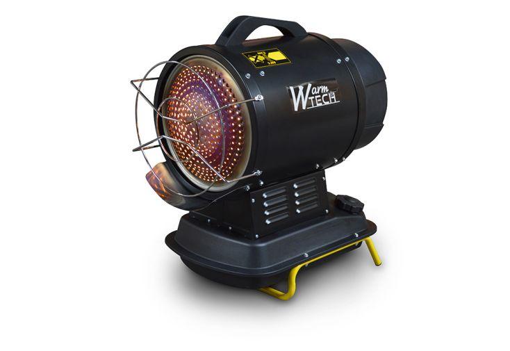 Canon à chaleur thermique 20 kW Infrafouge