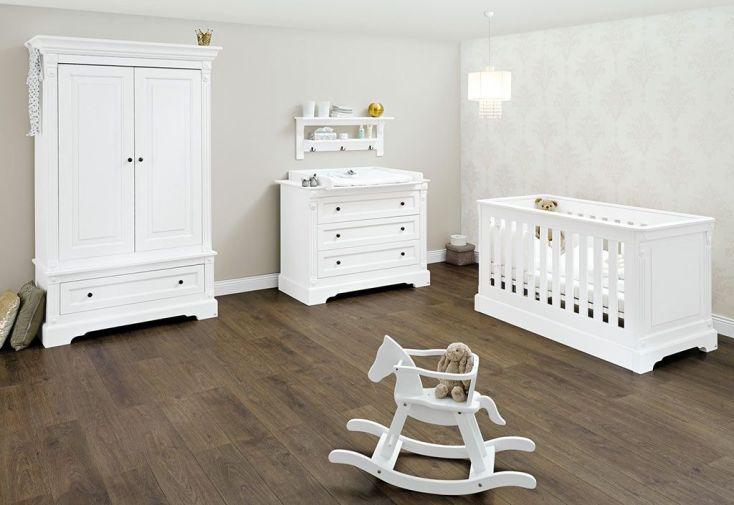 Chambre pour enfant avec lit evolutif emilia pinolino for Lit pour chambre
