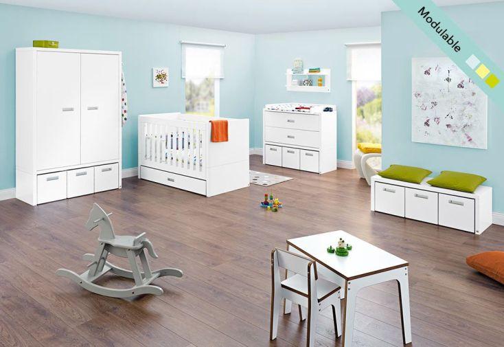 Chambre evolutive pour b b et enfant enzo pinolino - Chambre enfant evolutive ...