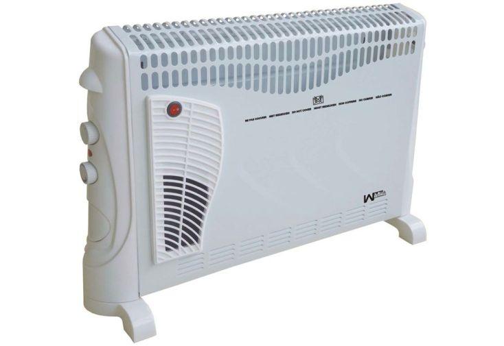 Convecteur + Turbo 2000W (70x19x44)