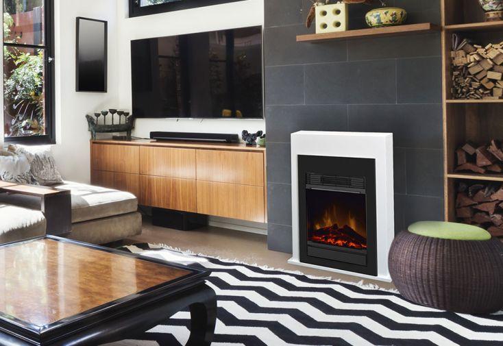 cheminée électrique et décorative Bellini 1500 W Dimplex