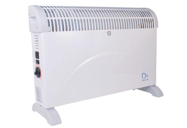 Convecteur Électrique Mobile Primo Turbo 2000 Watts