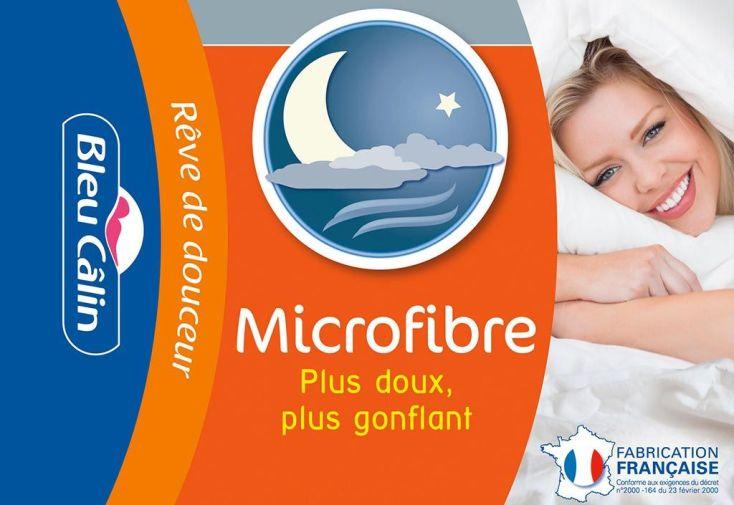 Couette Microfibre 450 g/m² 140x200cm - 200x200cm - 220x240cm - 240x260cm