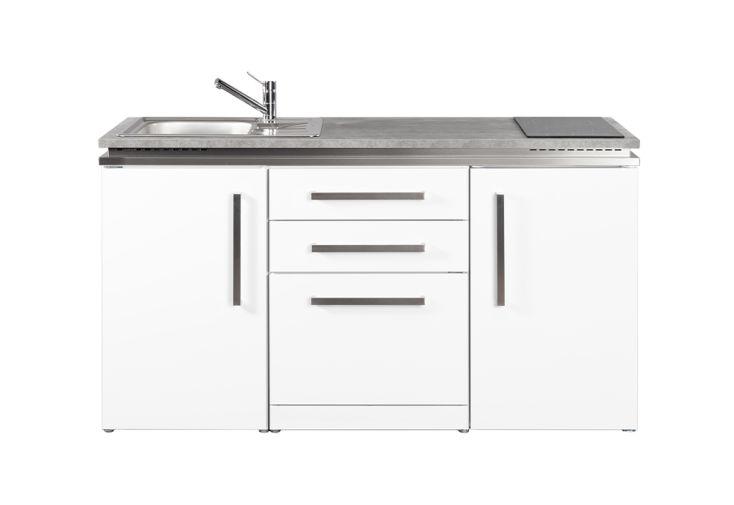 Mini cuisine complète idéale pour studios et petits appartements