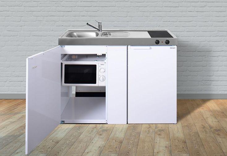 Meuble frigo et micro onde - Colonne de cuisine pour four et micro onde ...