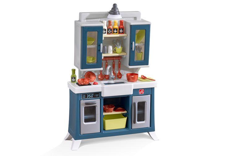 Cuisine pour enfant en plastique Step 2 Modern Farmhouse