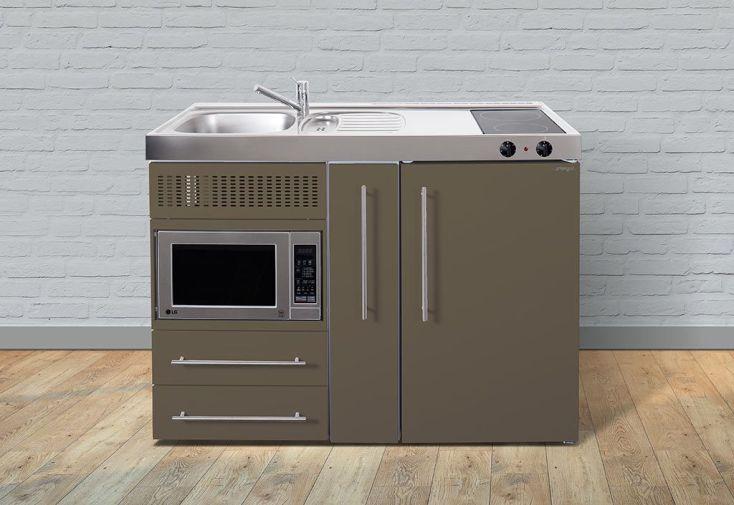 Mini cuisine avec frigo micro ondes et vitroc ramique mpm120a 6 coloris mini cuisine avec - Cuisine avec frigo noir ...