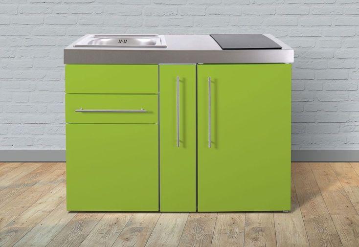 mini cuisine avec frigo armoire t lescopique et induction mp120a pls coloris stengel. Black Bedroom Furniture Sets. Home Design Ideas