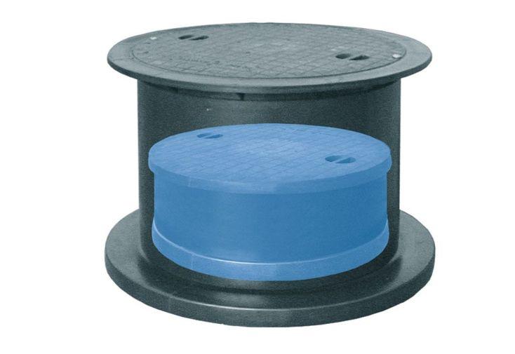 dome ajustable pour cuve eau potable