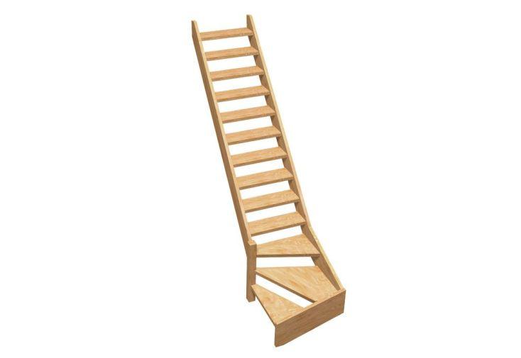 echelle de meunier pas dcal cheap escalier modulaire strong marches bois structure mtal gris. Black Bedroom Furniture Sets. Home Design Ideas