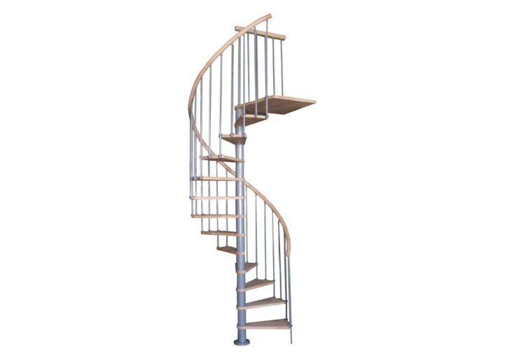 escalier colima on en h tre et m tal flamenco levigne. Black Bedroom Furniture Sets. Home Design Ideas