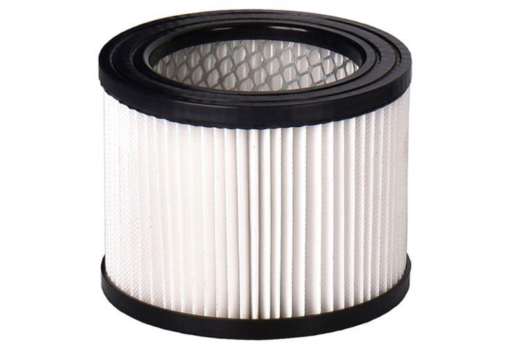 filtre et cartouche vide cendres pour aspirateur à cendres cheminée 20 L Delta