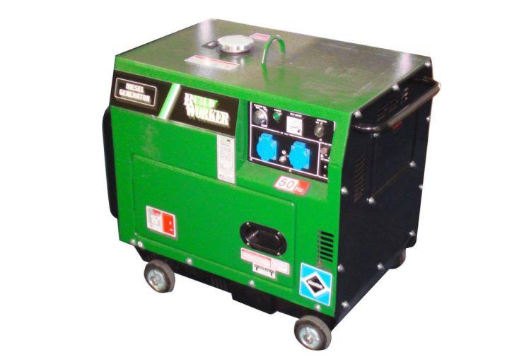 Groupe Electrogène Diesel 3000 W