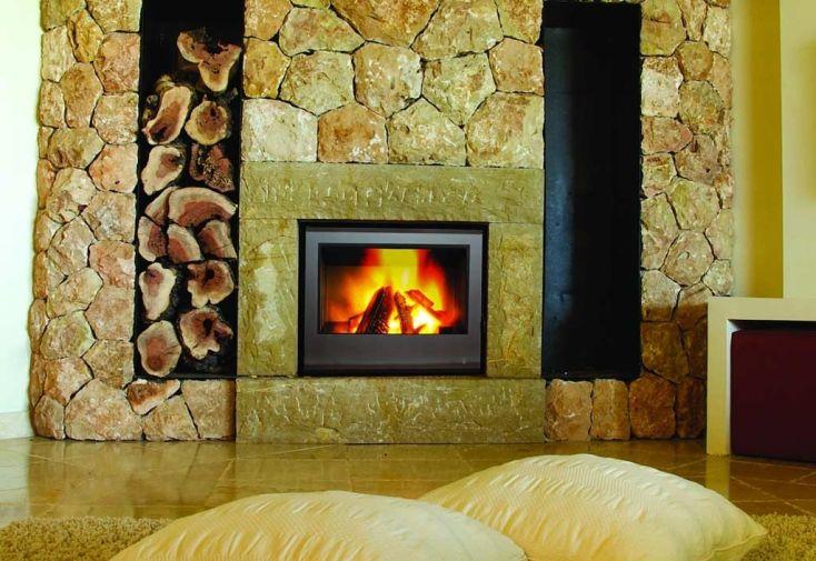 insert vision à bois pour cheminée nouvelle ou existante