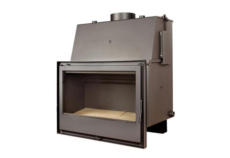 insert bouilleur chaudière avec foyer à bois classe énergétique A