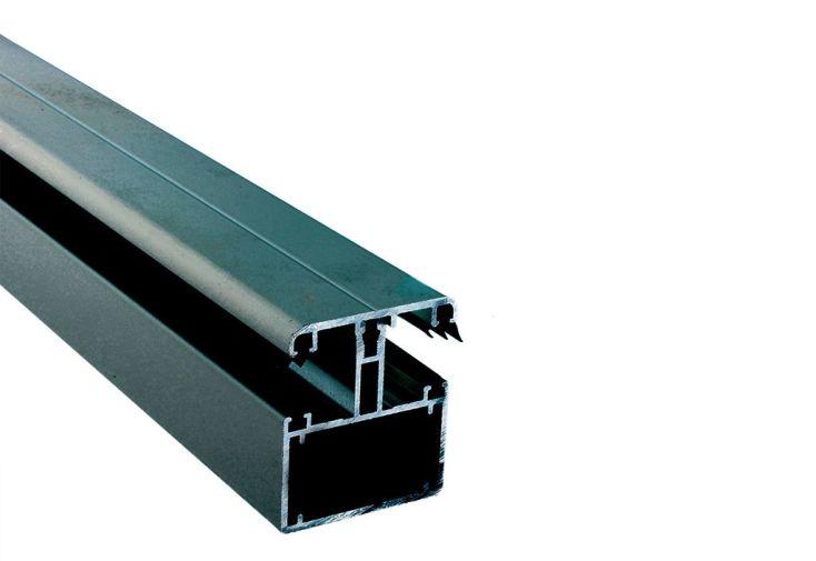 Kit Profil T De Jonction Porteur Capot Alu Plaque Ep 16 32 Mm L 4m