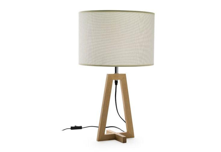 Sur 68 Bois Lampe De Pieds En Chevet Cm shtdxBQorC