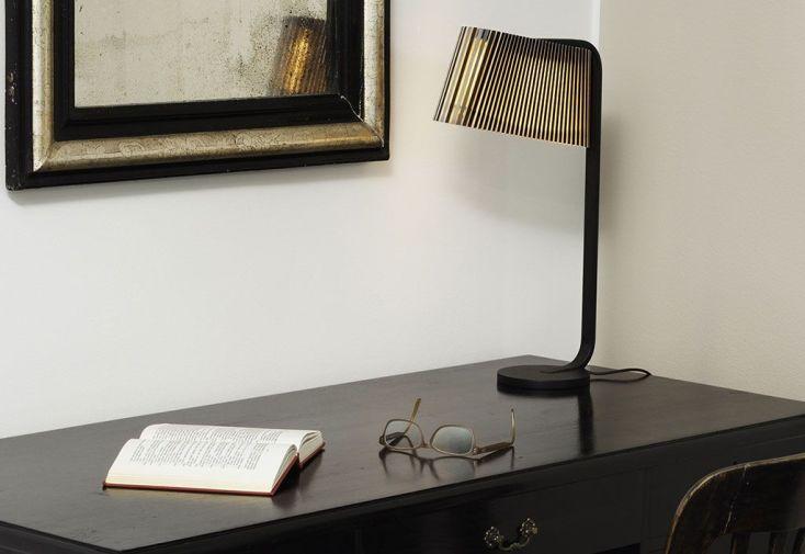 Lampe de Bureau Owalo 7020 noir