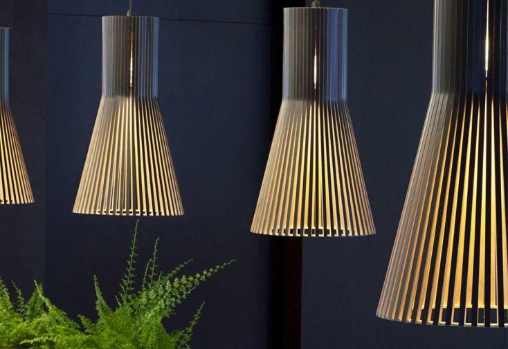 Lampe Suspension Secto 45 cm