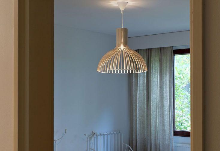 Suspension LED Victo 4250 bouleau