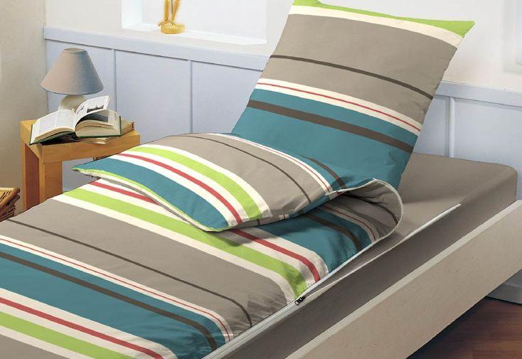 Lit Tout Fait Prêt à Dormir Caradou 90x190cm Hamac Taupe et Bleu Paon