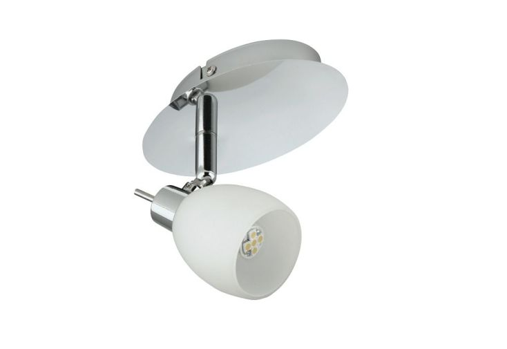 Luminaire LED 1 Spot Nice (lot de 2)