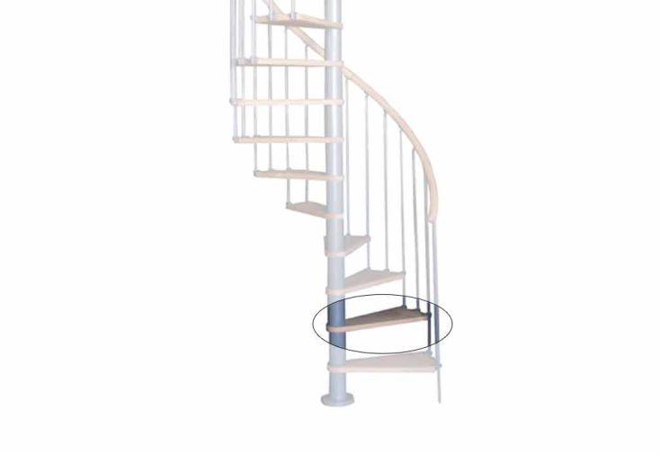 Marche Supplémentaire Escalier Flamenco