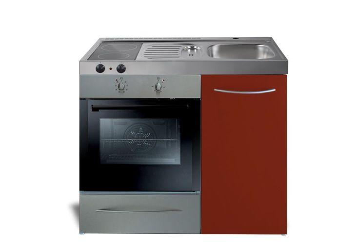 mini cuisine avec four et vitroc ramique mkb100 5 coloris mini cuisine avec four et. Black Bedroom Furniture Sets. Home Design Ideas