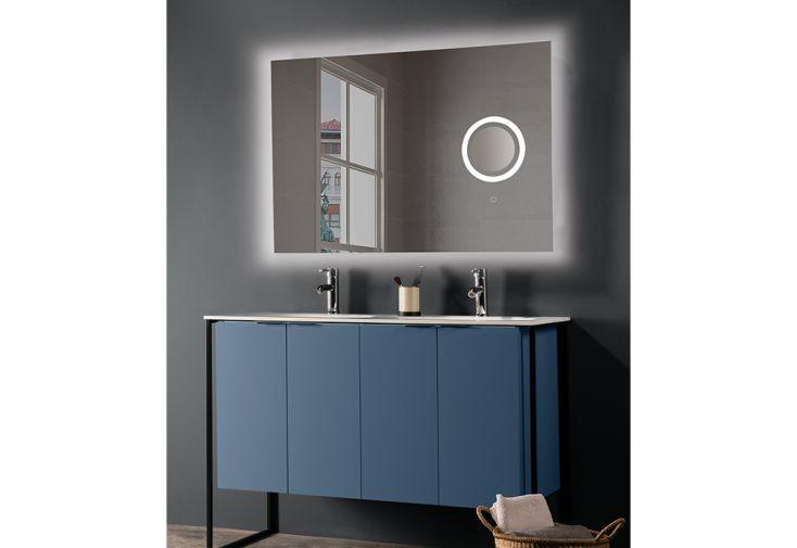 Miroir à LED Miroir Grossissant Salle de Bain ACB Olter