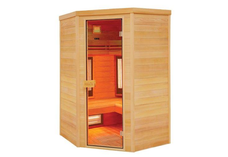 Sauna d'intérieur multiave 3c 3/4 personnes
