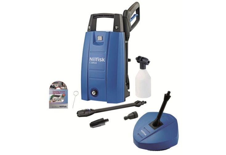 Nettoyeur Haute Pression 1400W 105bars C105.6-5PC
