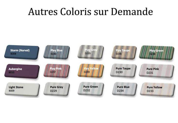 Store Banne 5x3 Semi-coffre Moteur + télé-cde