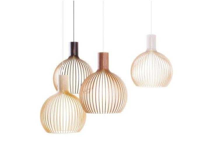 Lampe Suspension Octo 4240