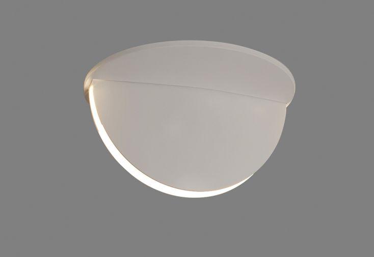 Plafonnier Encastrable LED en Aluminium et Acrylique ACB Spectra