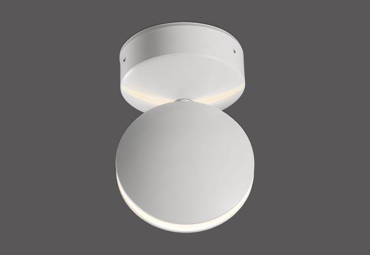 Plafonnier LED en Aluminium et Acrylique ACB Spectra