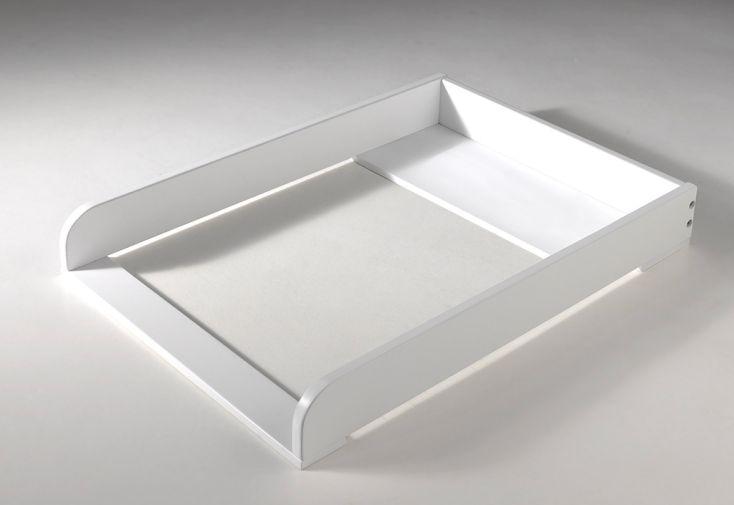 plan à langer pour transformer commode en table à langer Erik Vipack