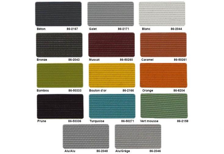 Lambrequin Sun'System pour Store Banne Hermès de 3,69 à 4,78 m