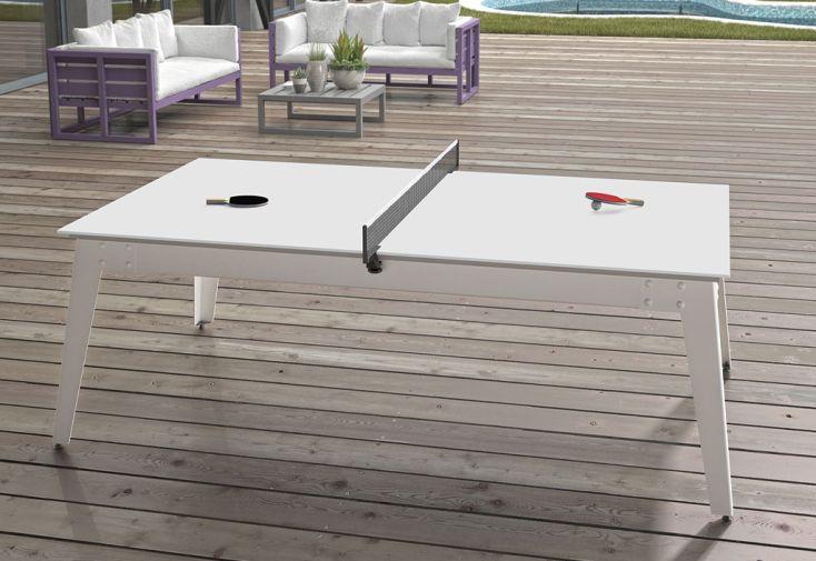Kit pour billard extérieur convertible en table de ping pong Caraïbes René Pierre